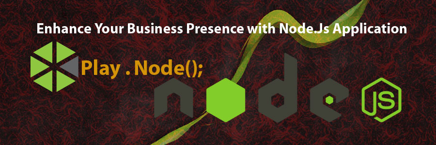 Your Business Presence with Node.Js Application